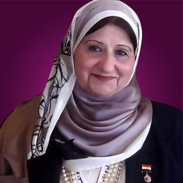 رئيس المؤتمر د/ سهير الشيخ